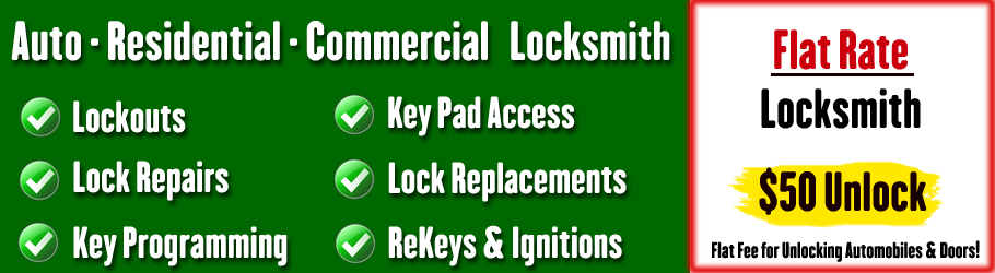 Locksmith in Dallas